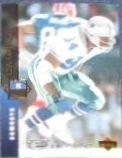 1994 UD Electric Silver Charles Haley #187 Cowboys