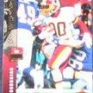 1994 UD Electric Silver Desmond Howard #328 Redskins