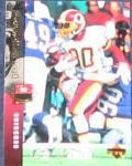 1994 UD Electric Silver Desmond Howard #328 Redskins
