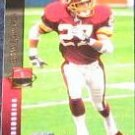 1994 UD Electric Silver Brad Edwards #148 Redskins