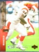 1994 UD Electric Silver Alfred Williams #155 Bengals