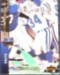 1994 UD Electric Silver Ray Buchanan #192 Colts