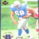 1994 UD Electric Silver Star Rookie Sam Adams #12