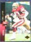 1994 UD Marc Logan #117 49ers