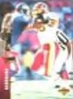 1994 UD Andre Collins #88 Redskins