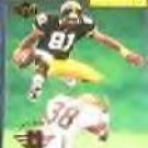 1994 UD Star Rookie Charles Johnson #4 Steelers
