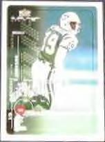 1999 Upper Deck MVP Keyshawn Johnson #129 Jets