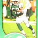 2002 Topps Santana Moss #278 Jets
