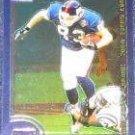 2000 Topps Chrome Pete Mitchell #138 Giants