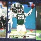 2000 Fleer Ultra Curtis Martin #53 Jets