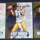 2000 Fleer Gamers Kurt Warner #52