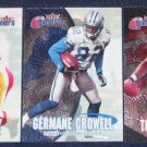 2000 Fleer Games Champ Bailey #94