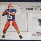 2002 Fleer MaxTrue Colors Kurt Kittner 2065/3500