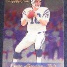 2000 Playoff Prestige Peyton Manning #80