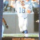 1999 UD Peyton Manning #88