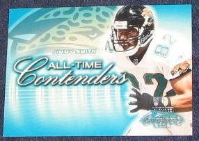 2002 Playoff All-Time Contenders Jimmy Smith #AT12