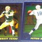 2000 Topps Chrome Brett Favre #30