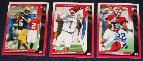 2002 Score Rookie Cliff Russell #277