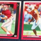 2002 Score Rookie Jason McAddley #302