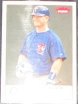 2005 Fleer Tradition Hank Blalock #106 Rangers