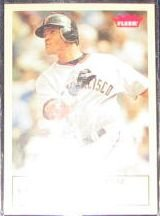 2005 Fleer Tradition Pedro Feliz #154 Giants