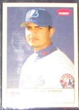 2005 Fleer Tradition Tony Armas #66 Nationals
