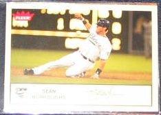 2005 Fleer Tradition Sean Burroughs #80 Padres