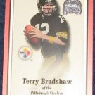 2000 Fleer Greats of the Game Terry Bradshaw #1