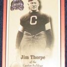 2000 Fleer Greats of the Game Jim Thorpe #81