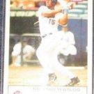 2005 Fleer Tradition Richard Hidalgo #221 Mets