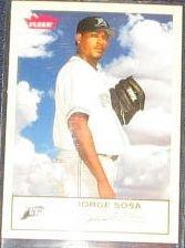 2005 Fleer Tradition Jorge Sosa #265 Devil Rays