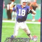 2000 Fleer Ultra Peyton Manning #150 Colts