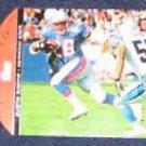 1996 Upper Deck Team Trio Curtis Martin #TT82 Patriots