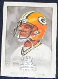 2002 Donruss Gridiron Kings Terry Glenn #31 Packers