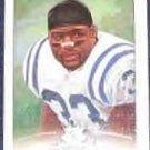 2002 Donruss Gridiron Kings Dominic Rhodes #38 Colts
