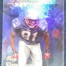 1998 Playoff Prestige SSD Tony Simmons #BO81 Patriots