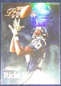 1998 Playoff Prestige SSD Mikhael Ricks #B108 Chargers