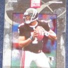 2002 Donruss Elite Michael Vick #59 Falcons
