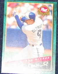 1994 Post John Olerud #24 Blue Jays