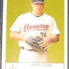 2005 Fleer Tradition Mike Lamb #266 Astros