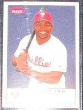 2005 Fleer Tradition Marlon Byrd #134 Phillies