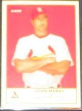 2005 Fleer Tradition John Mabry #62 Cardinals