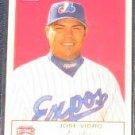 2005 Fleer Tradition Jose Vidro #271 Nationals