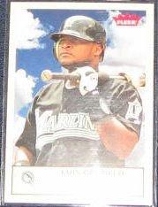 2005 Fleer Tradition Luis Castillo #44 Marlins