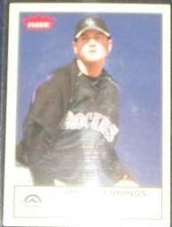 2005 Fleer Tradition Jason Jennings #76 Rockies