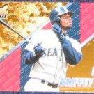 1998 Pacific Aurora Ken Griffey Jr. #24 Mariners