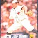 2005 Donruss Jeremy Bonderman #186 Tigers