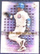 2000 Upper Deck Promotion Sammy Sosa #P7 Cubs