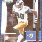 2003 Leaf Certified Isaac Bruce #117 Rams
