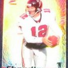 1999 Pacific Prism Chris Chandler #7 Falcons